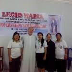 Berfoto usai Sesi III bersama Pastor Yandhi, CDD